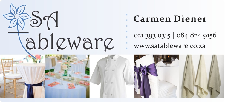 SA Tableware Email Signature