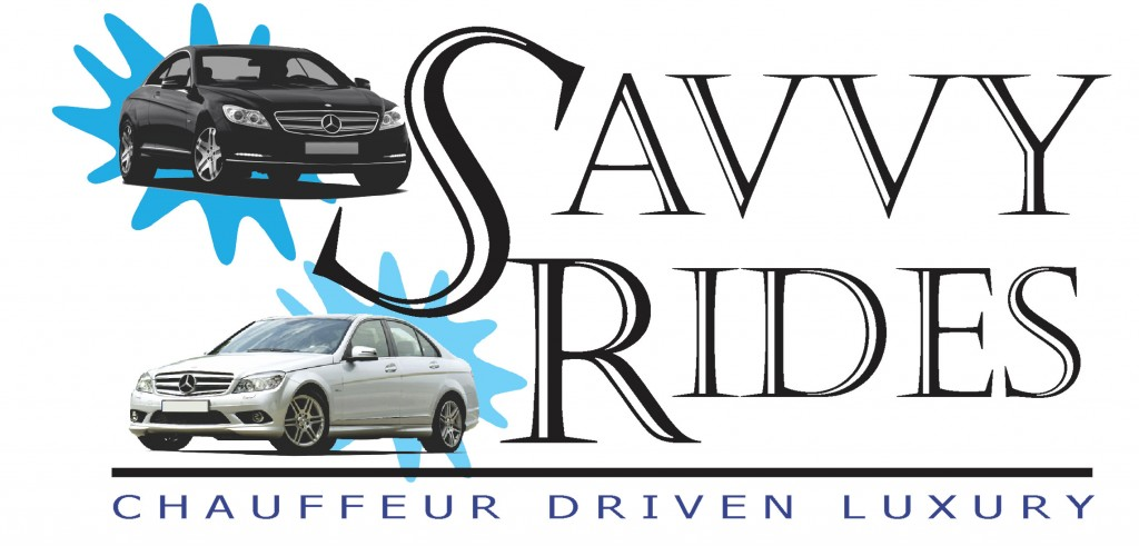 Graphic Design-Savvy Rides Logo