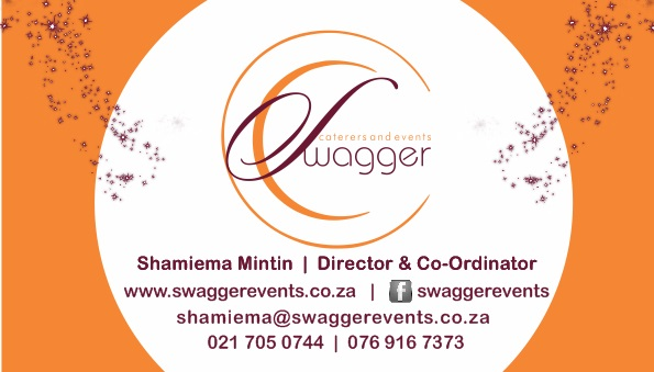 Swagger Events Business Card