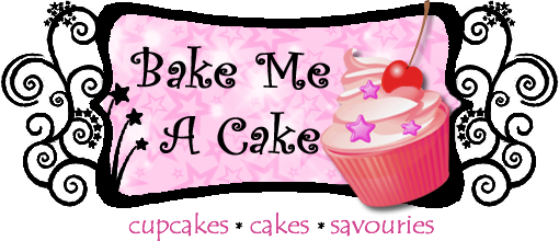 Graphic Design-Bake Me A Cake Logo