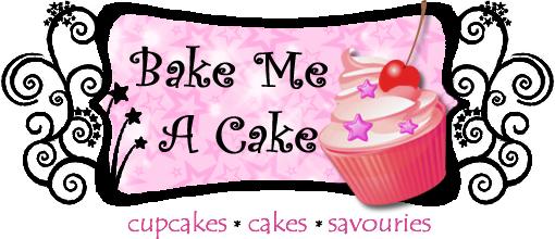Graphic Design-Bake Me A Cake Logo