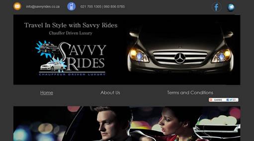 Savvy Rides