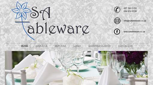 sa tableware